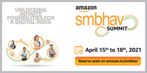 Amazon Smbhav Summit to help SMBs do the impossible using digital tools