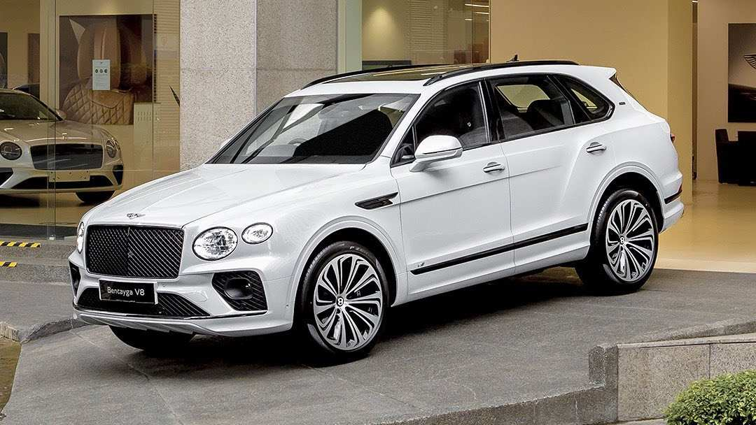 Bentley Bentayga facelift launched in India at Rs 4.10 crore, has a significantly revised interior- Technology News, FP