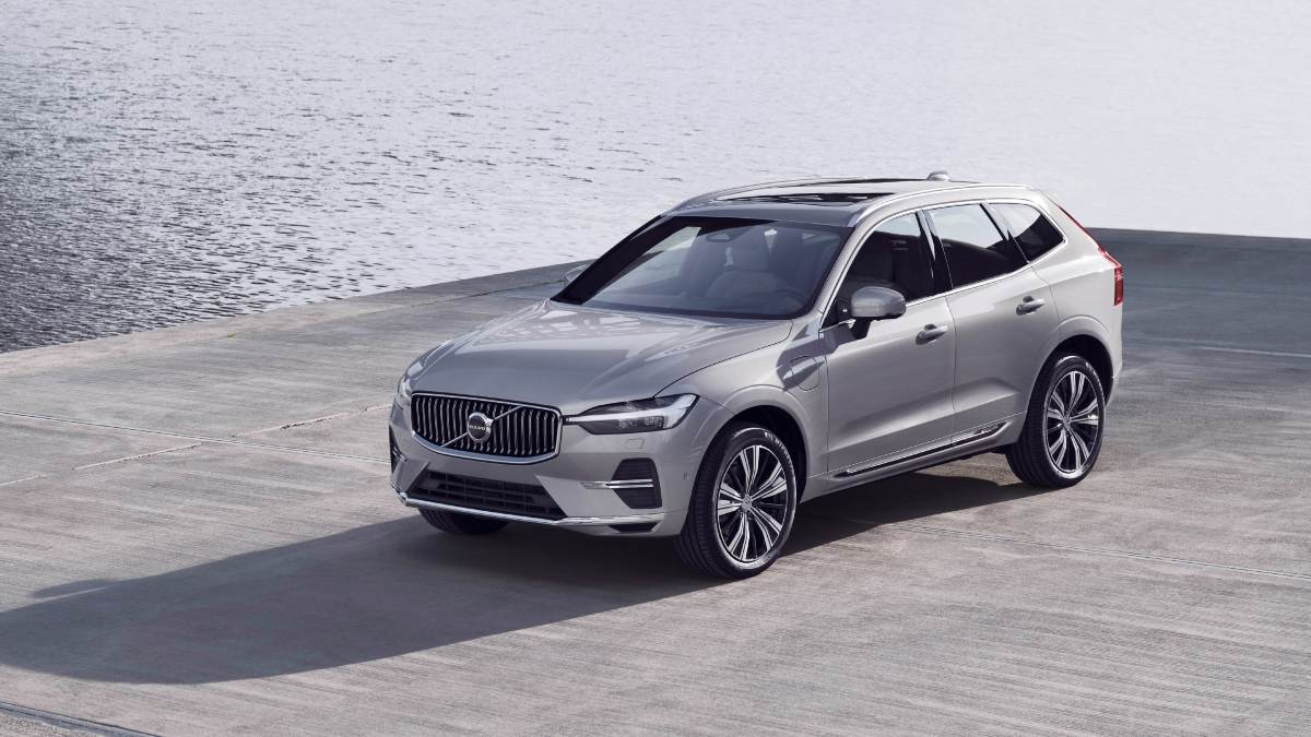 Volvo XC60 facelift revealed in official images, to be launched in India in 2021- Technology News, FP