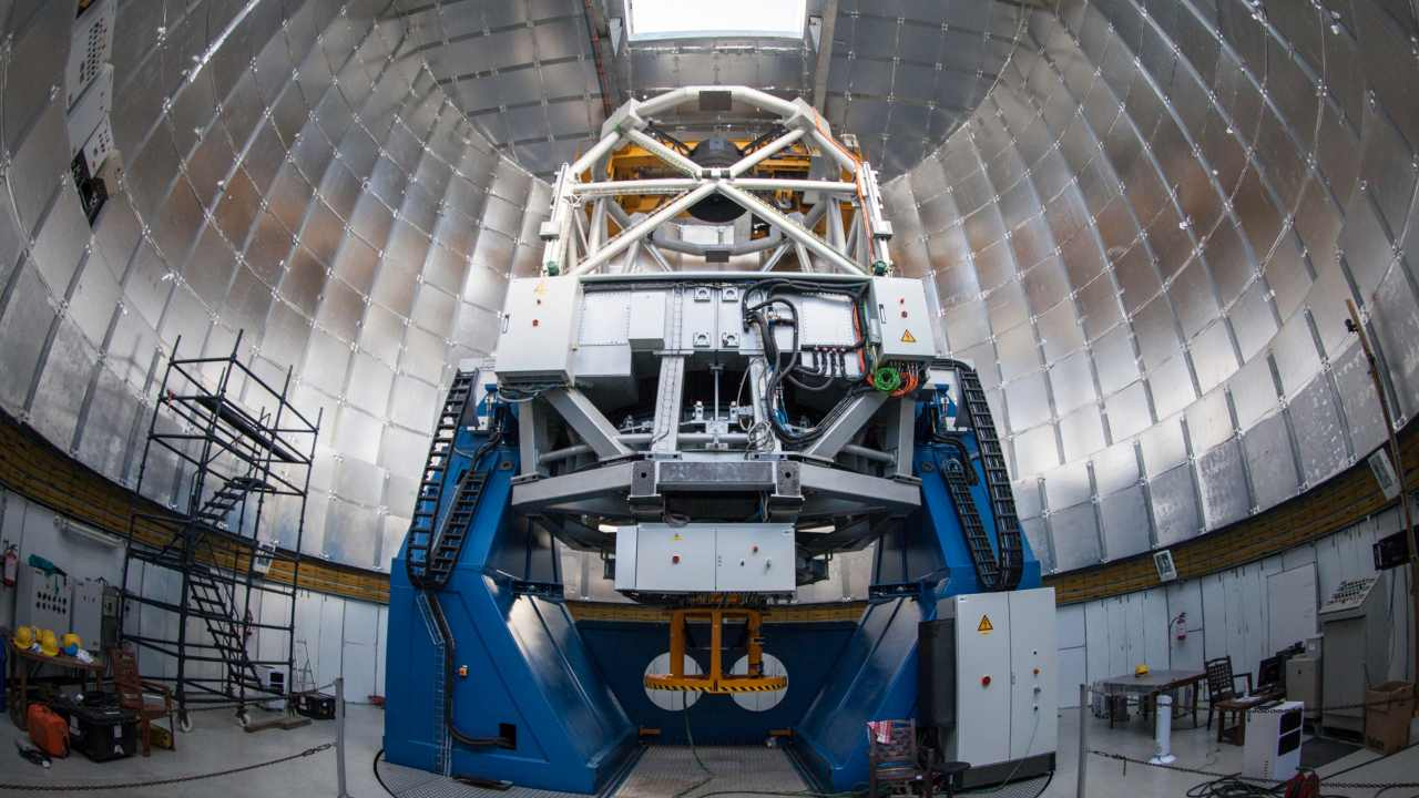 Spectrograph to be built, developed indigenously for India's largest optical telescope Devasthal near Nainital- Technology News, FP