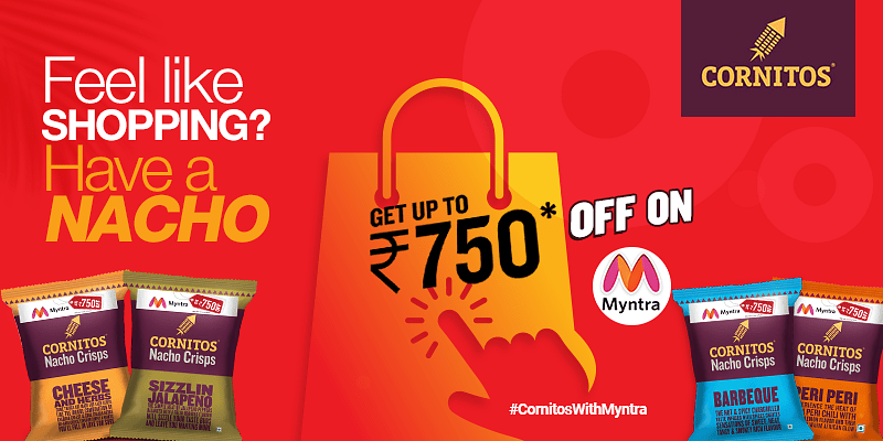 Cornitos Teams up with Myntra and More Retail, bringing exclusive discounts and digital experience for consume
