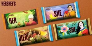 Hershey's Pays Tribute To Desi Femme Power This International Women's Day