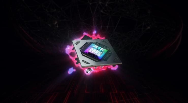 AMD Radeon RX 6800M RDNA 2 High-End Mobility GPU Spotted, Based on Navi 22 SKU –