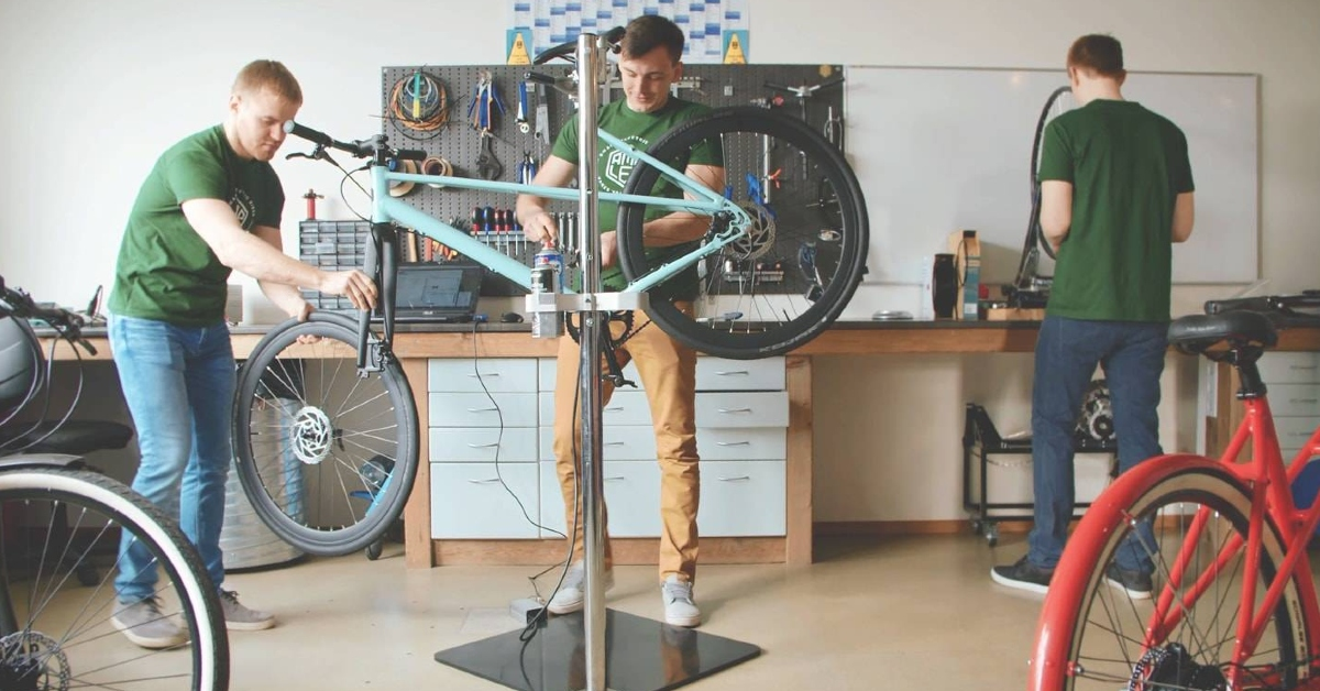 Estonian e-bike producer Ampler Bikes doubles its revenue; looks to expand in the Netherlands, Switzerland in 2021
