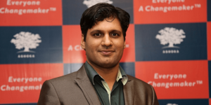 Social innovator insights from Ashoka Young Changemakers' Yashveer Singh