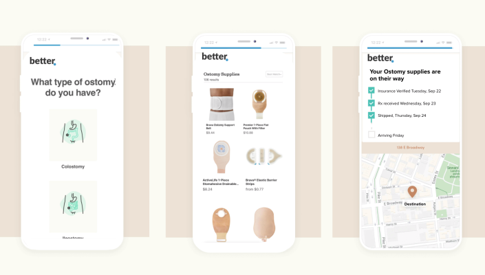 Better Health raises $3.5M seed round to reinvent medical supply shopping through e-commerce – TechCrunch