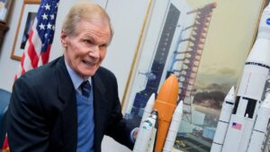 Former senator Bill Nelson who flew in space shuttle nominated by Biden to lead NASA- Technology News, FP