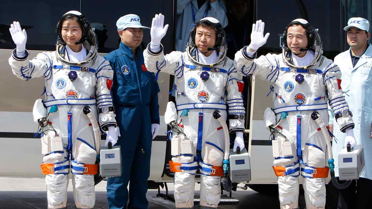 Chinese astronauts under training for crewed missions to space station in 2021: CNSA- Technology News, FP