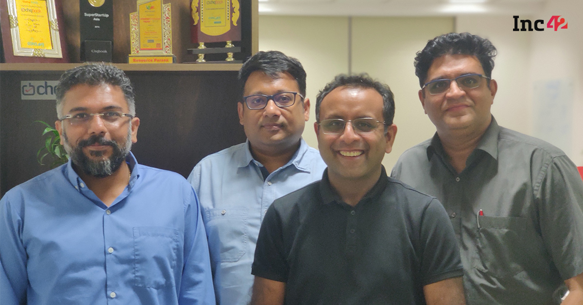 Chqbook Leveraged AI, Cloud To Bring Neobanking To Underbanked SMB
