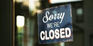 10,113 companies voluntarily shuttered operations during April 2020-February 2021