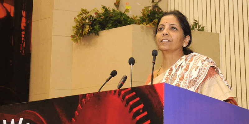 India has taken the lead role in manufacturing of medicines, vaccine amidst COVID-19, says finance minister