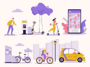 Autos And Bike-Taxis Lead Post-Covid Recovery For Mobility Sector
