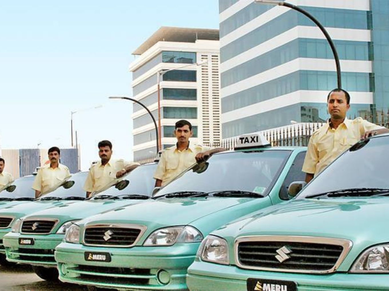 Meru Cabs Looks To Raise INR 400 Cr To Bolster EV Business