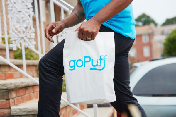 'Instant needs' delivery startup goPuff raises $1.15B at an $8.9B valuation – TechCrunch