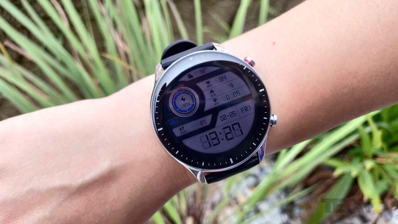 A fitness watch with more style and features than the GTR- Technology News, FP