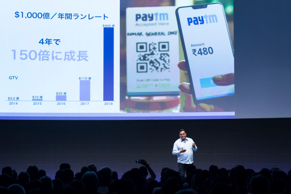 Paytm claims top spot in India's mobile payments market with 1.2B monthly transactions – TC
