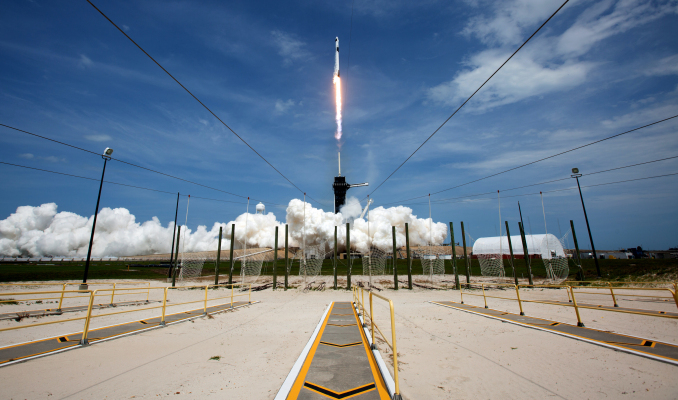 Co-founded by a leader of SpaceX's missions operations, Epsilon3 wants to be the OS for space launches – TechCrunch