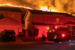 Cornea eyes in on fighting wildfires using better data – TechCrunch