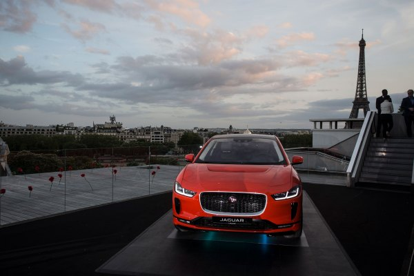From electric charging to supply chain management, InMotion Ventures preps Jaguar for a sustainable future – TechCrunch