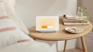 Google unveils new Nest Hub with 7-inch smart screen and a new sleep-sensing technology- Technology News, FP