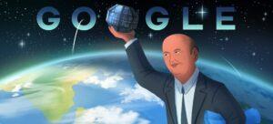 Google doodle pays tribute to Udupi Ramachandra Rao – India's Satellite Man