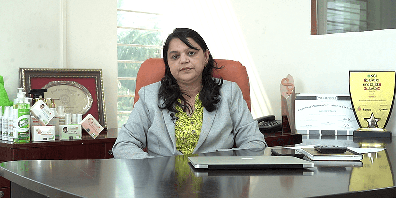 How Shoba Hiremath is forging ahead with her range of safe and sustainable products for skin and hair needs