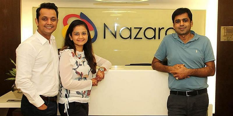 Nazara Technologies IPO subscribed 4 times on first day of subscription