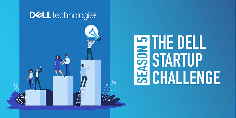 Dell Startup Challenge Season 5 is here! Win $5,000 worth of Dell technology for your startup and more