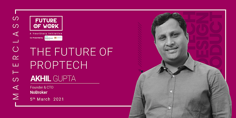 A one-stop-shop for real estate is the future of proptech, says NoBroker's Akhil Gupta