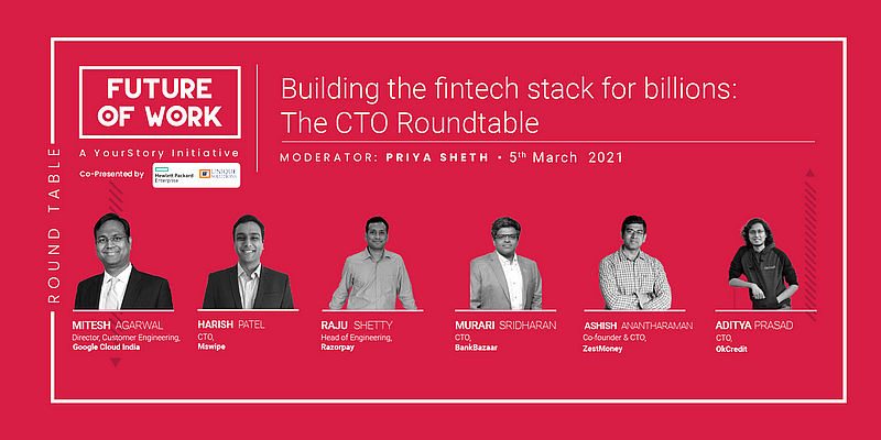 The road ahead for fintech as it builds for the next billion