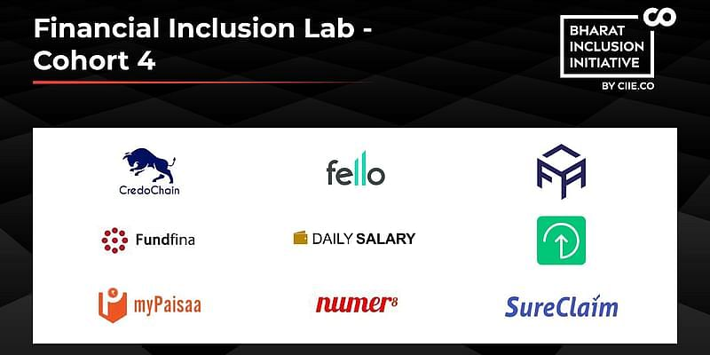 Financial Inclusion Lab announces the 4th cohort of startups building innovations for the underserved