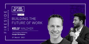 Making work places collaborative, immersive is an ongoing process for us, says Google Workspac