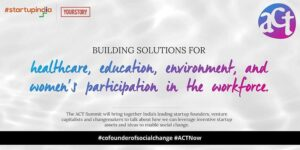 ACT scales its focus beyond COVID-19 to healthcare, education, environment, and women's participation in the w