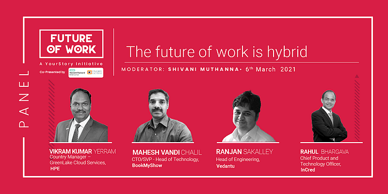 Preparing for a future of work that is hybrid