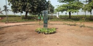 Second mystery monolith spotted in India, this time in a Mumbai garden