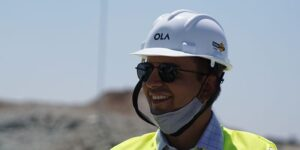 A day with Bhavish Aggarwal at Ola Electric's new facility, the world's largest factory for two-wheelers