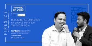Future of Work: Verizon India is shifting to conscious inclusion, from unconscious biases: Gopinath Pullaihgar