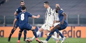 Ronaldo bashed by fans after Juventus' shocking exit from Champions League
