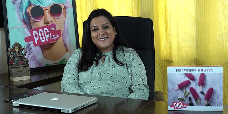 Shruti Panjabi's popsicle bars are a recipe for success