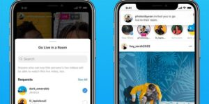 Instagram Live Room now allows up to 4 users. Here's how to enable this new feature