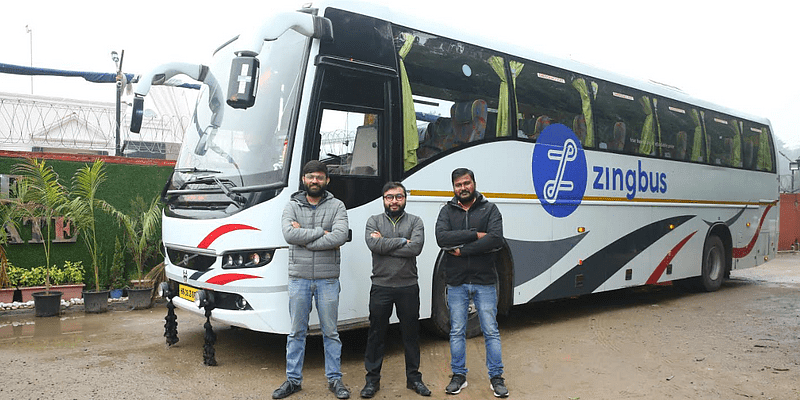 This Gurugram-based startup takes the tech route to make intercity bus travel smoother