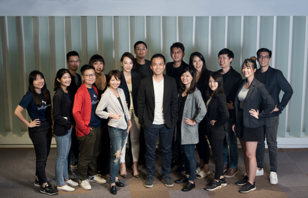 """Taipei-based Influenxio gets $2M from DCM Ventures for its """"microinfluencer"""" marketing platform – TechCrunch"""