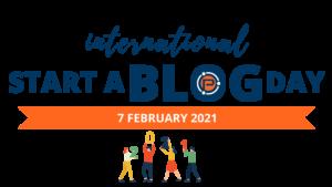 International Start a Blog Day Class of 2021 –