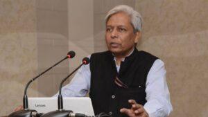 Prof K VijayRaghavan to continue serving as Principal Scientific Advisor till 2 April 2022