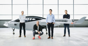 German air-taxi startup Lilium to go public via a €2.8B SPAC deal; unveils new 7-seater electric jet