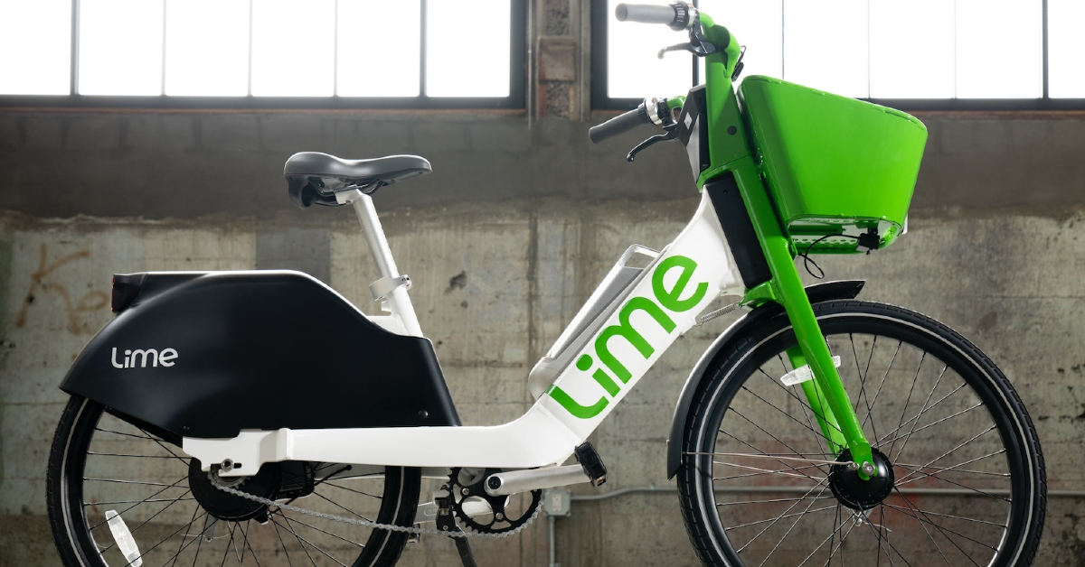 Lime launches new e-bike, announces €41.36M investment as it aims to launch in new cities in Europe, North America