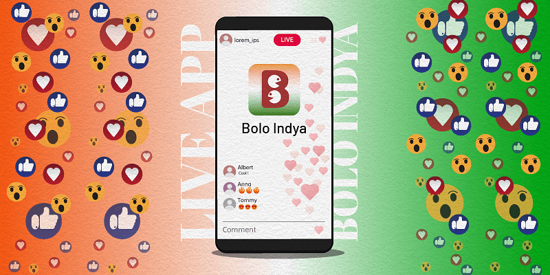 [App Friday] This homegrown TikTok alternative aims to help content creators from Bharat monetise their creati
