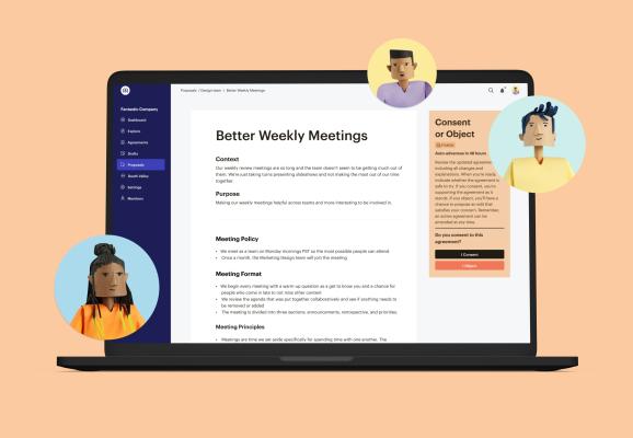 Murmur, still in private beta, wants to help startups make private work agreements public – TechCrunch