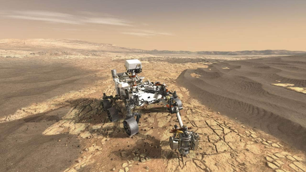 Where did all of Mars' water go? NASA thinks its trapped under its surface- Technology News, FP
