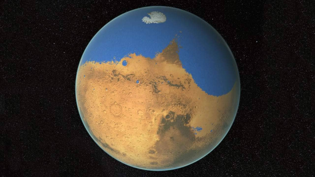 Missing water on Mars may not have 'escaped to space', could be lurking underground: Study- Technology News, FP